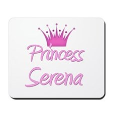Princess Serena Mousepad
