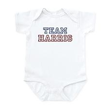 TEAM HARRIS Infant Bodysuit
