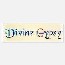 Divine Gypsy Bumper Bumper Bumper Sticker
