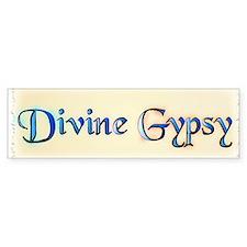 Divine Gypsy Bumper Bumper Sticker