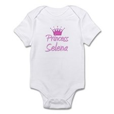 Princess Selena Infant Bodysuit