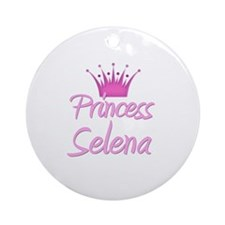 Princess Selena Ornament (Round)