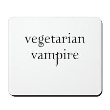 Twilight - Vegetarian Vampire Mousepad