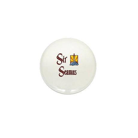 Sir Seamus Mini Button