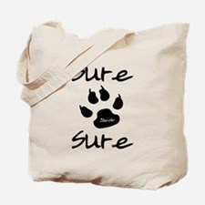 Cute Twilight jacob Tote Bag
