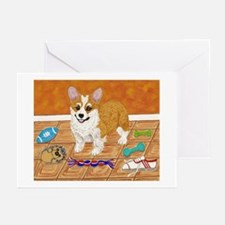 Decisions, decisions Greeting Cards (Pk of 10)