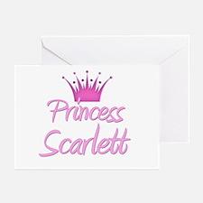 Princess Scarlett Greeting Cards (Pk of 10)