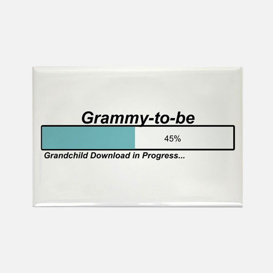 Download Grammy to Be Rectangle Magnet