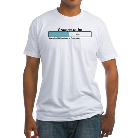Download Grampa to Be Fitted T-Shirt