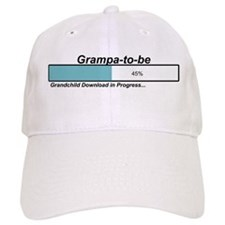 Download Grampa to Be Baseball Cap