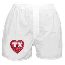 TX Heart New Boxer Shorts
