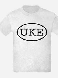UKE Oval T-Shirt