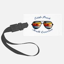 South Carolina - Edisto Beach Luggage Tag