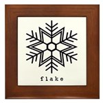 flake Framed Tile
