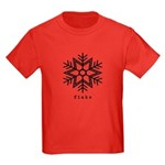 flake Kids Dark T-Shirt