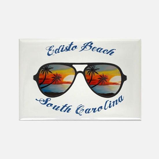 South Carolina - Edisto Beach Magnets