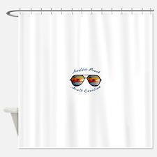 South Carolina - Surfside Beach Shower Curtain