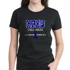 Stop Child Abuse 1 Tee