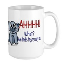 Scary Kitty Mug