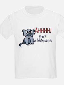 Scary Kitty T-Shirt