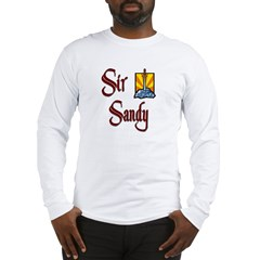 Sir Sandy Long Sleeve T-Shirt