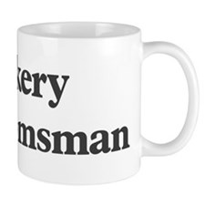 Zackery the groomsman Mug