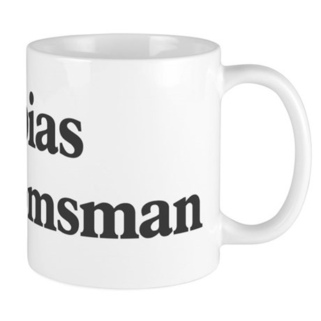 Tobias the groomsman Mug