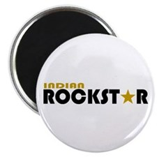 Indian Rockstar 2 Magnet