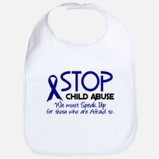 Stop Child Abuse 2 Bib