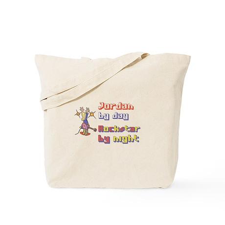 Jordan - Rockstar by Night Tote Bag