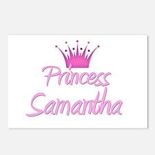 Princess Samantha Postcards (Package of 8)