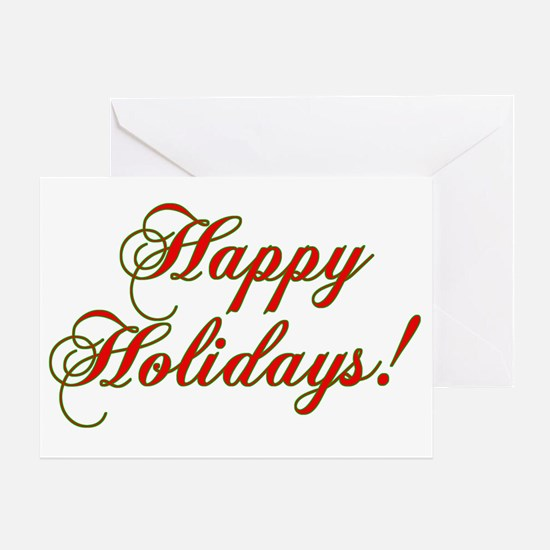 PC Holiday Greeting Card