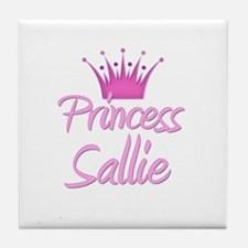 Princess Sallie Tile Coaster