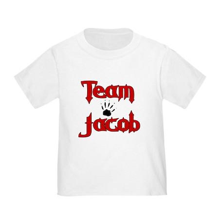 Team Jacob Toddler T-Shirt
