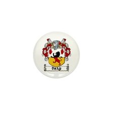 Daly Coat of Arms Mini Button (10 pack)
