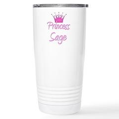 Princess Sage Stainless Steel Travel Mug