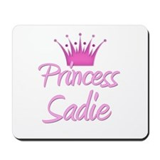 Princess Sadie Mousepad