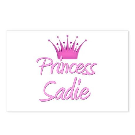 Princess Sadie Postcards (Package of 8)