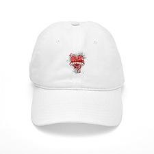 Heart Tomato Baseball Cap