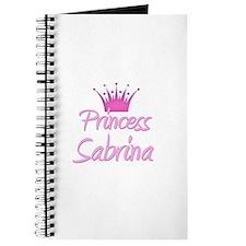Princess Sabrina Journal