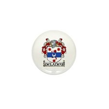 Delaney Coat of Arms Mini Button (10 pack)