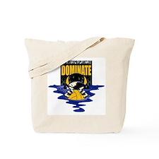 Dominate Tote Bag