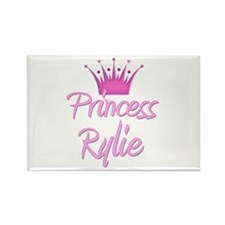Princess Rylie Rectangle Magnet