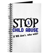 Stop Child Abuse 3 Journal