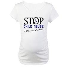 Stop Child Abuse 3 Shirt