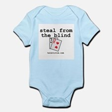 """""""steal from the blind"""" Infant Creeper"""