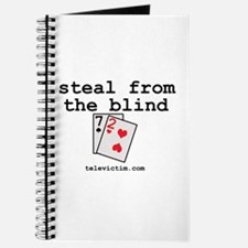 """""""steal from the blind"""" Journal"""
