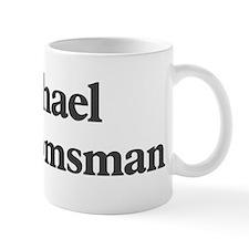 Michael the groomsman Mug