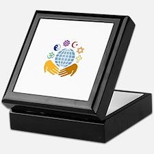 Unique Tolerance Keepsake Box
