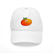 Smiling Tomato Baseball Cap